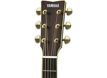 Yamaha LL6 NATURAL ARE W . CASE,FOLK GUITAR