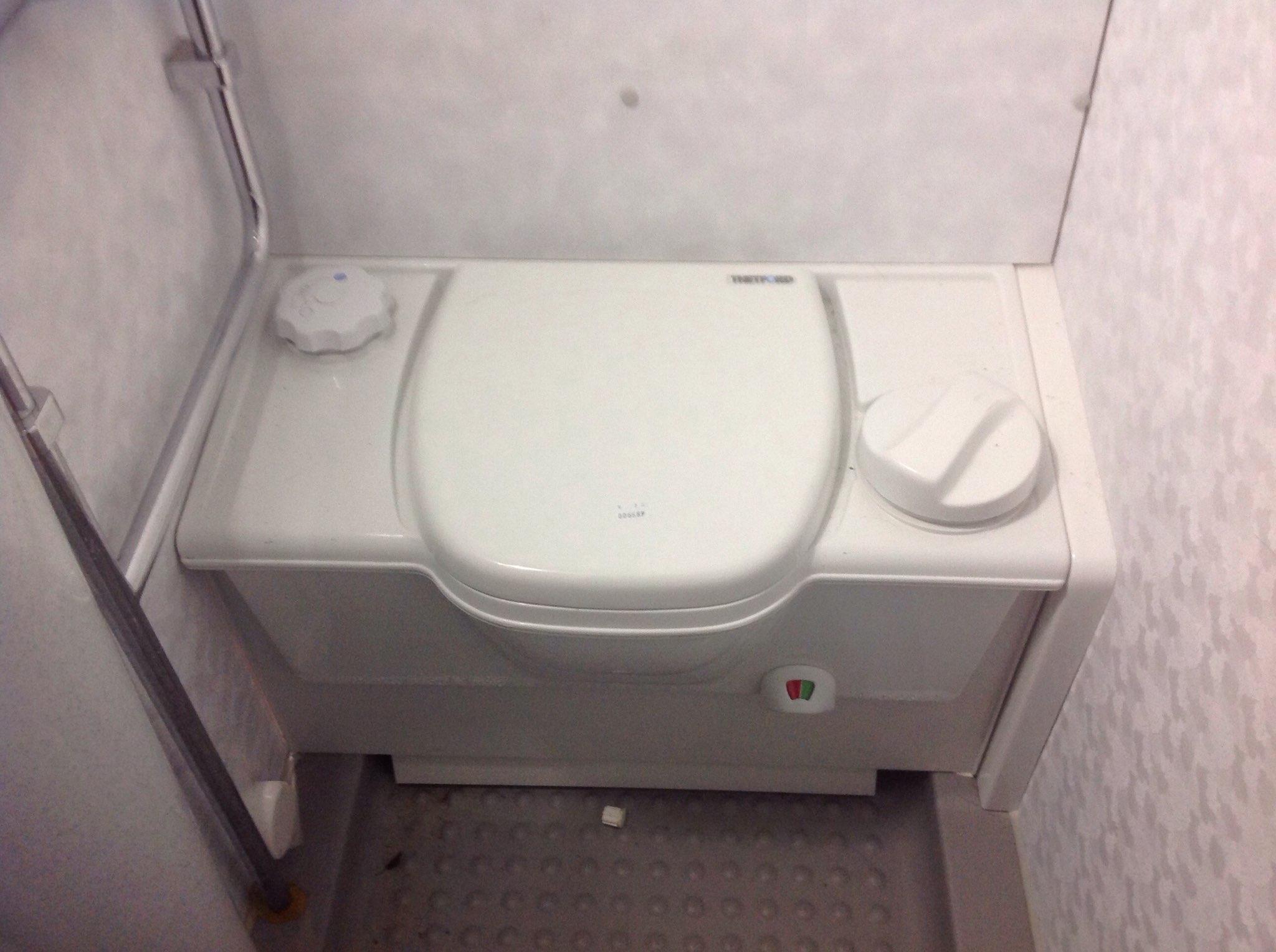 Thetford toalett