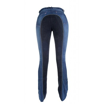 Jodphursridbyxa -Summer Denim-Junior- HKM