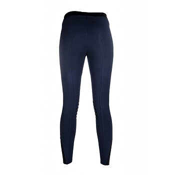 Ridleggings- Starlight- Knäskoning silikon- Junior- HKM