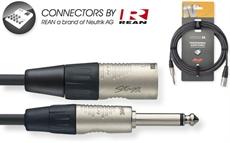 10M/33Ft Audio Cbl Plg-Xlrm Dl