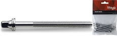 10Ps Tension Rod W/Washer 65Mm
