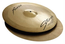 "14"" Furia Rock Hi-Hat"