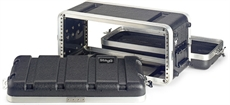 """4-Units/19"""" Rack Abs Shal.Case"""