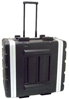 """4U/19"""" Rack Abs Caddy-Case U"""
