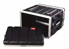 "6-Units/19"" Rack Abs Case"