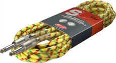 6M/20FT VINTWEED CABLE-YELLOW