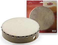 """8"""" Pretuned Hand Drum Wood"""