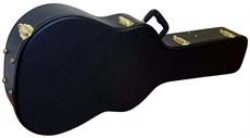 Basic Western Guitar Case-Blck