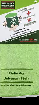 Mikrofiberduk Premiumkvalitet - Grön