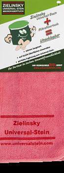 Mikrofiberduk Premiumkvalitet - Rosa