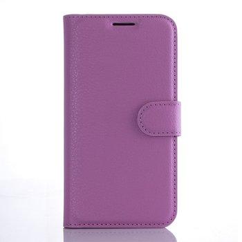 Samsung Galaxy S7 Edge Plånboksfodral - Lila