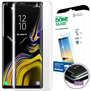 WhiteStone Dome Glass Replacement till Samsung Galaxy Note 9