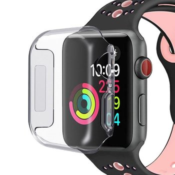 Heltäckande Skal till Apple Watch 44 mm i TPU
