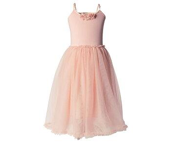 Ballerina klänning rose 4-6 år