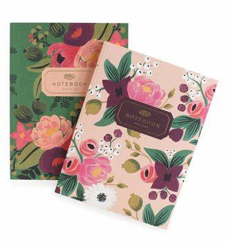 Vintage Blossoms Notebook Set