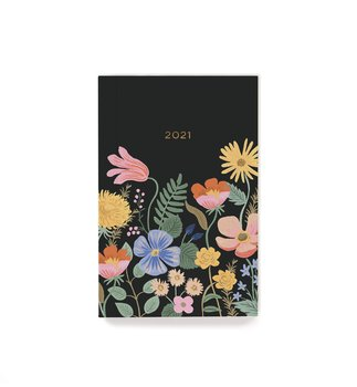 2021 Strawberry Fields Pocket Planner
