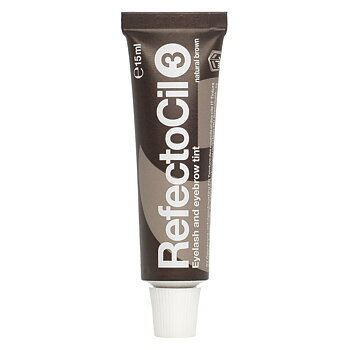 RefectoCil 3 / Färg: Naturbrun / 15ml