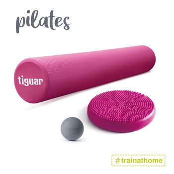 Tiguar Train At Home - Pilates