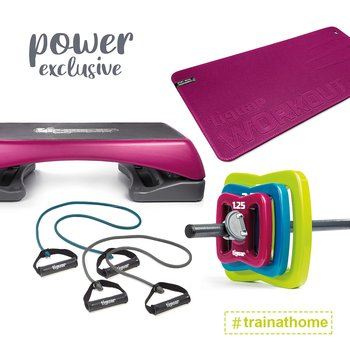 Tiguar Train At Home - Power Exclusive
