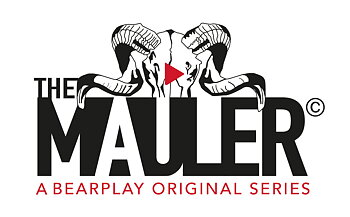 THE MAULER STICKER