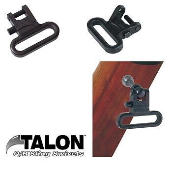 ToC Rembygelset Talon 1″ stål, snabbfäste, svart