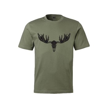 Angry Moose T-Shirt Grön/Oliv