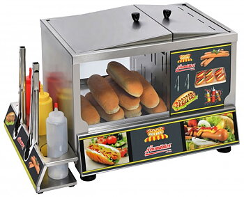 Hot Dog Station Street Food