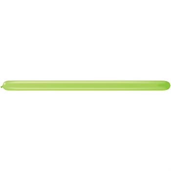 Figurballong 260Q Grön - Limegrön