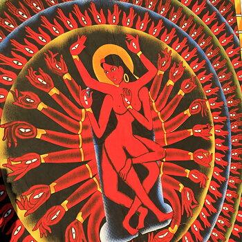 Shakti Tapestry
