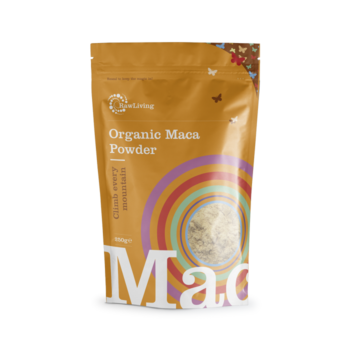 Maca Powder (Lepidium Meyenii) - Organic & RAW 250g