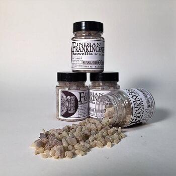 Frankincense/Olibanum (Boswellia serrata)