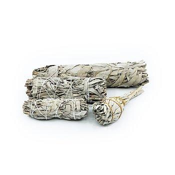 White Sage Bundles (Salvia apiana)