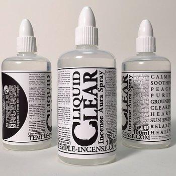 Liquid Clear - Incense Aura Spray