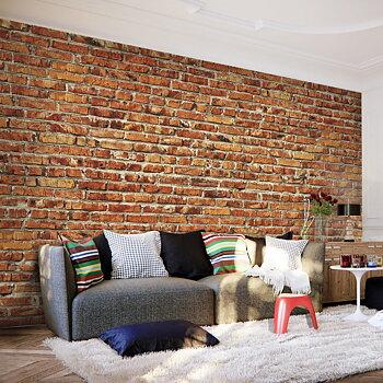 Fototapet - Brick Wall