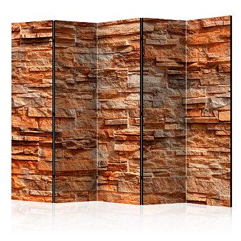 Rumsavdelare - Orange Stone II