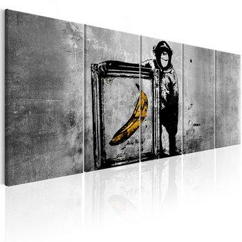 Tavla - Canvastavla - Apans favorittavla - Banksy