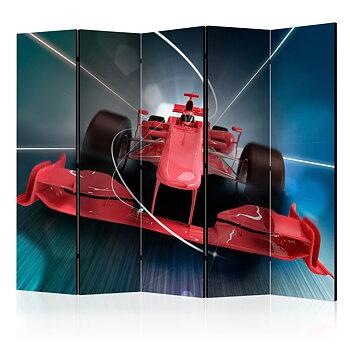 Rumsavdelare - Formula 1 car II