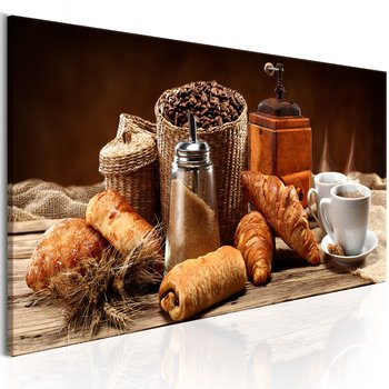 Tavla - Canvastavla - Dream Breakfast