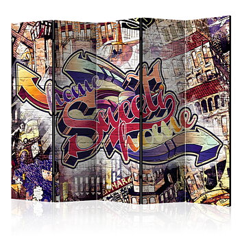 Rumsavdelare - Cool Graffiti II