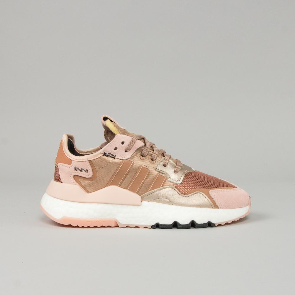 adidas nite jogger dam rosa