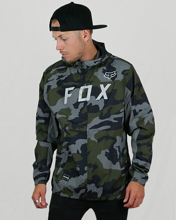 "Fox ""Moth Camo"" jacka"