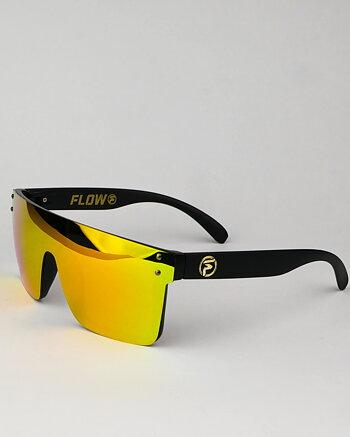 """[SLUTSÅLD] FLOW """"Evade"""" orange polariserade solglasögon"""