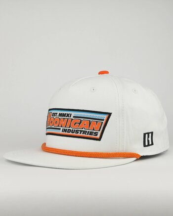 "Hoonigan ""Winners circle"" snapback keps"