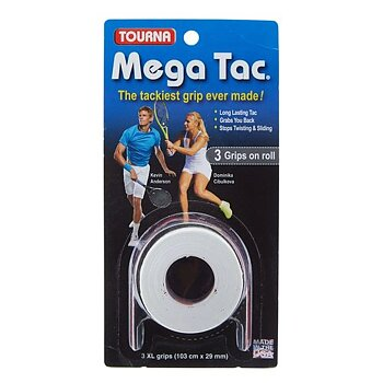 Tourna Mega Tac Vit 3-pack