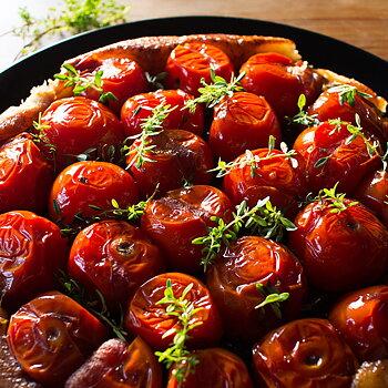 Tarte Tatin med Tomat