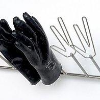 Handsktork