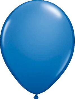 Ballonger Blå, 30 cm