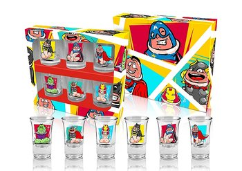 Dickengers Shot Glasses