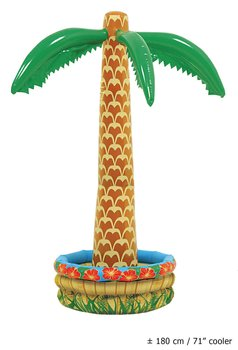 Inflatable Palmtree cooler, 1.8 m